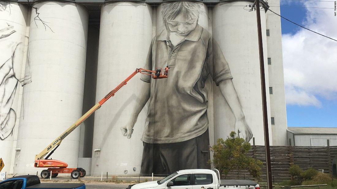 Arte en silos