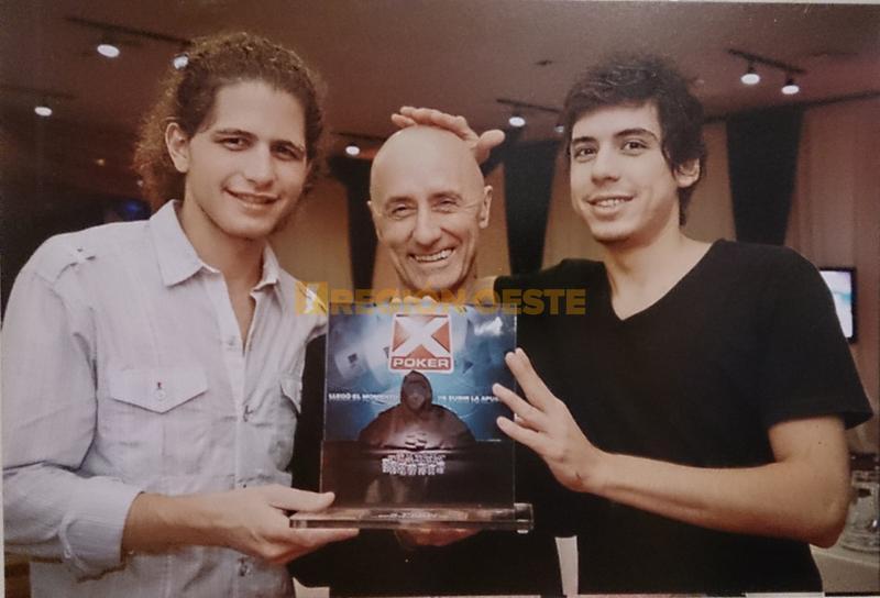 Omar Baretta y su pasión por el Poker