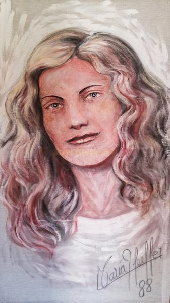 Retrato de Merceditas