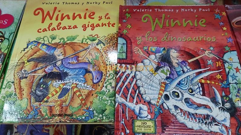 Lo nuevo de Winnie
