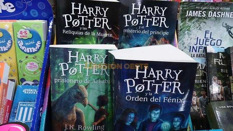 El siempre demandado Harry Potter