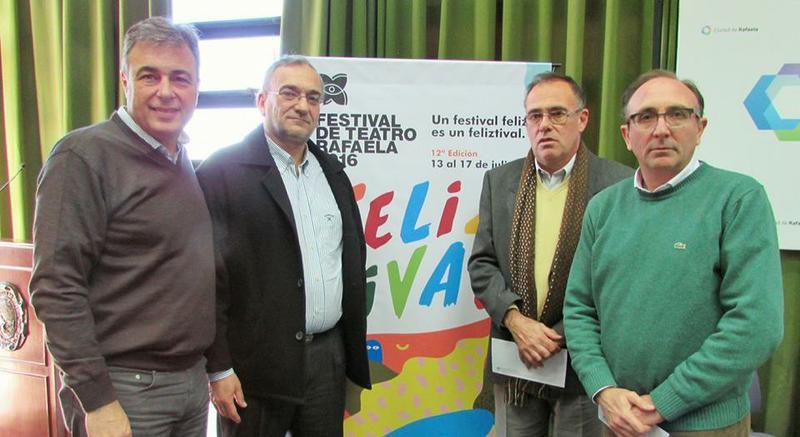 Castellano, Calvo, Bazzoni y Sánchez