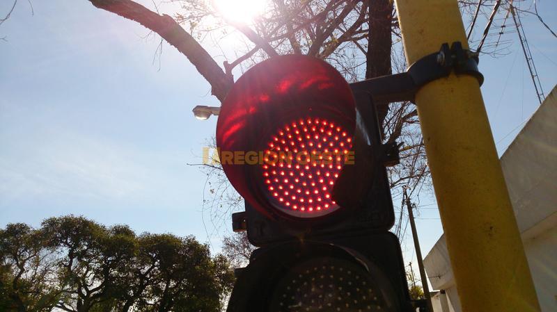 Las luces Led contrarrestan la interferencia de la luz solar