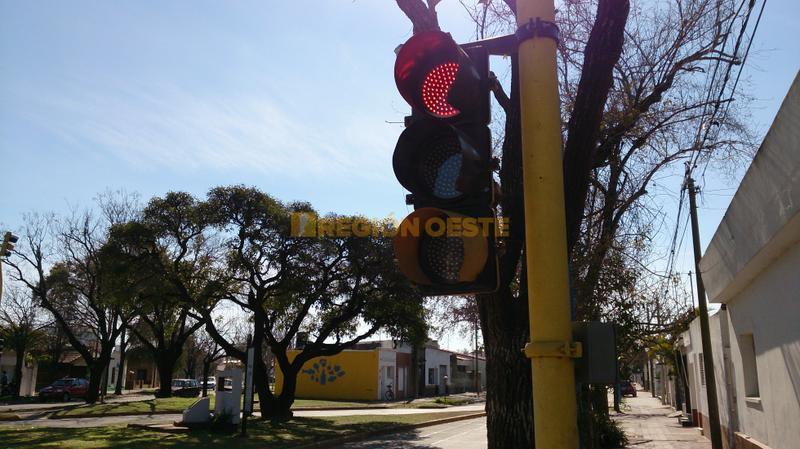 Nuevas Luces Led en Avenida Suipacha