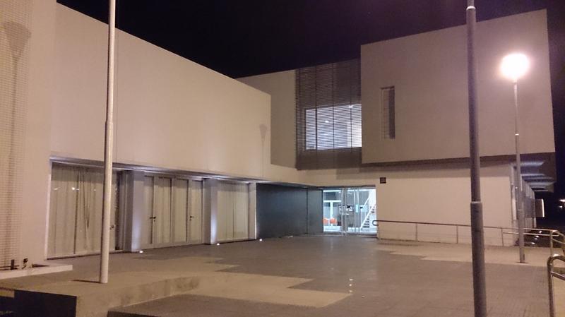 Nuevo edificio de la escuela Remo Pignoni