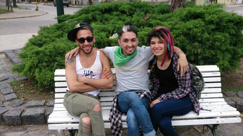 Integrantes del 3º Encuentro Irreverente
