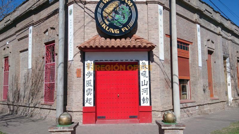 Escuela Wing Lam Kung Fu de Rafaela