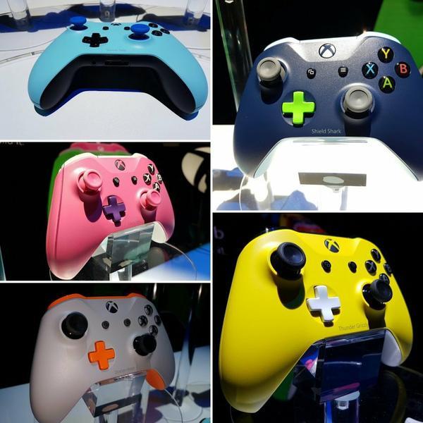 Mando de la Xbox