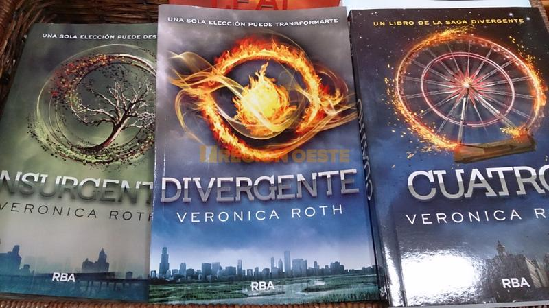 La saga Divergente