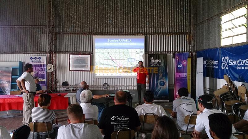 Campeonato Regional de Vuelo a Vela Zona Norte Rafaela
