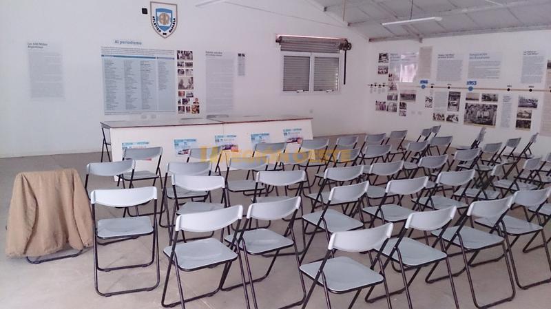 Nueva sala de prensa
